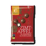 Õun valges ja tumedas šokolaadis 50g- TALV