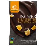 Ingver tumedas šokolaadis 70g
